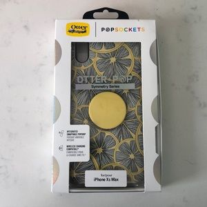 New! OtterBox Pop Socket Tarty iPhone Case